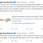 Googlecoreupdate