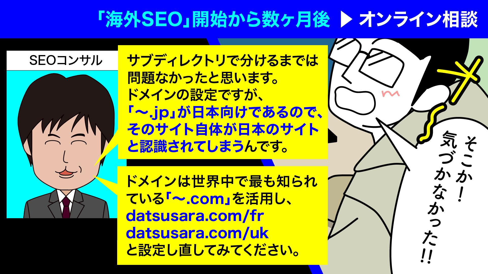 海外SEO-SEO対策漫画⑤