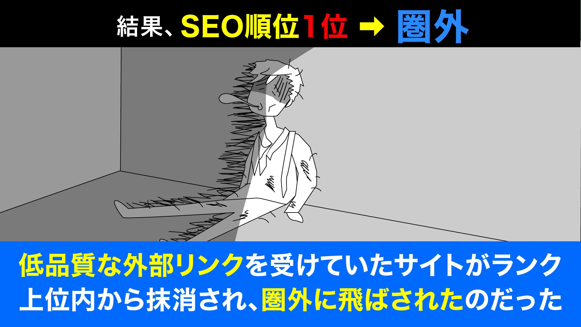 SEO本当にあった事件簿4④