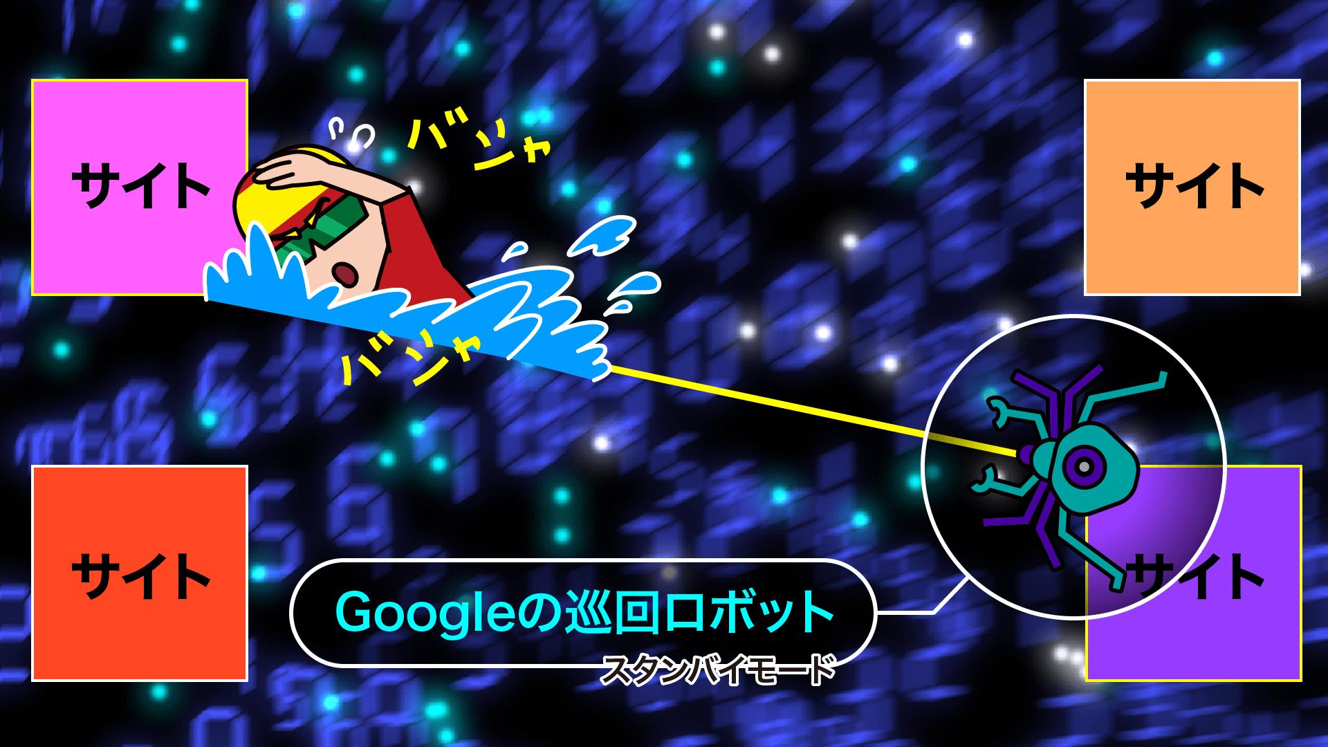 クローラビリティ②ーSEO用語集