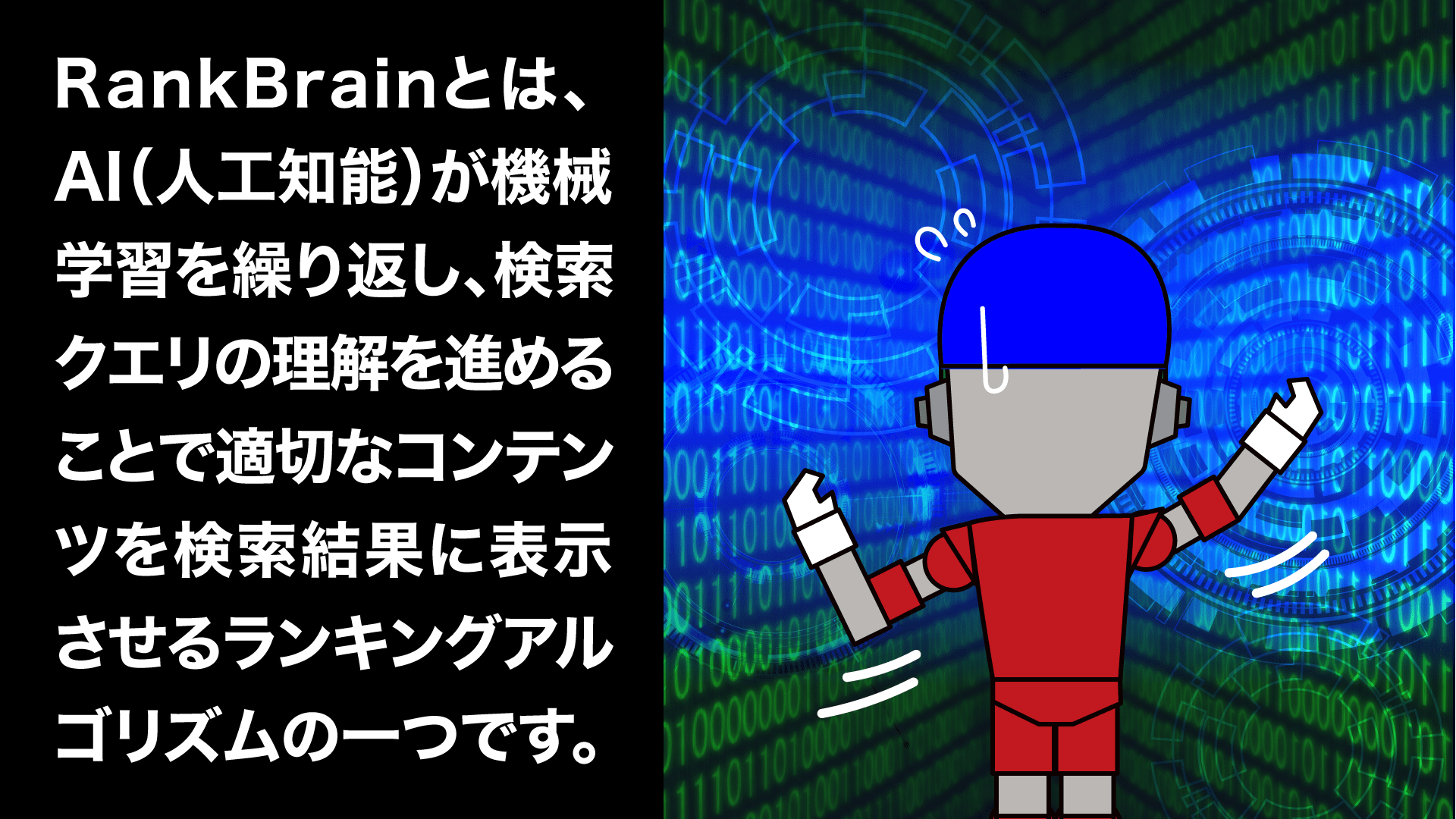 ランクブレイン②‐漫画SEO用語集⑥