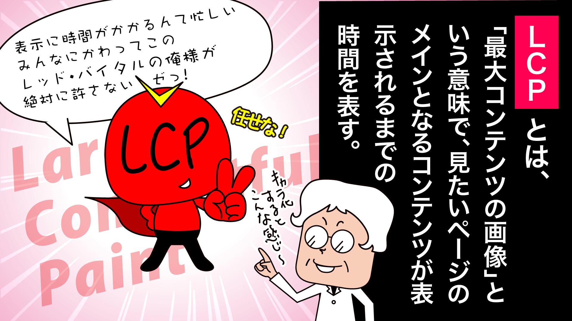 コアウェブバイタル③‐漫画SEO用語集⑧